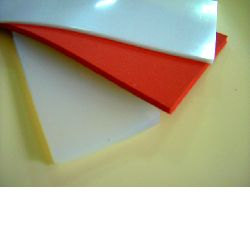 Silicone Rubber Sheet and Sponge Sheet