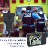 1080P mini body portable video recorder HDMI police camera with motion detection