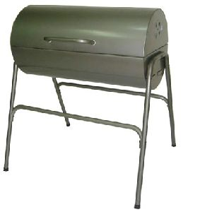 Charcoal grills - Oil Drum BBQ