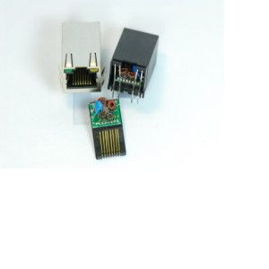 Rj45 With Transformer Modular Jacks